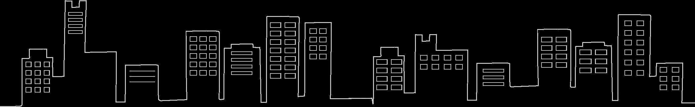 ilustracija - zgradbe, mesto